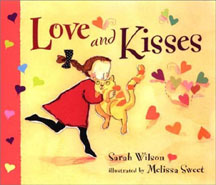 Love and Kisses book